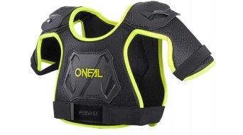 ONeal PeeWee Kinder Oberkörperprotektor Gr. M/L neon yellow
