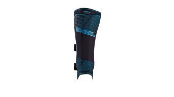 ONeal Straight protectores de espinilla espinilleras negro(-a)/azul Mod. 2017