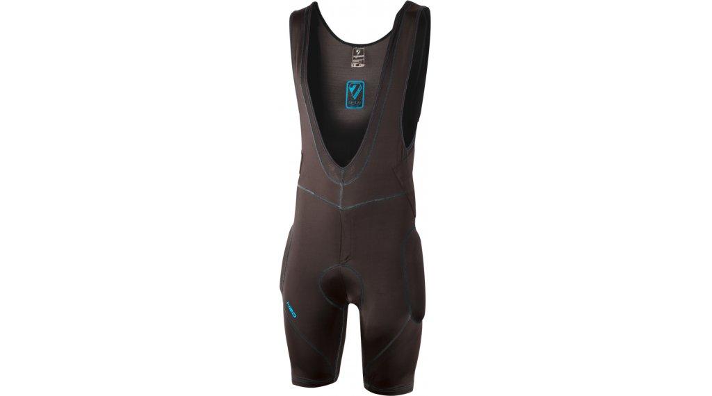7iDP Seven Hydro Bib Shorts 3/4 骑行保护裤 短 型号 S black 款型 2020