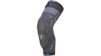 7iDP Seven Project knee protector black 2021