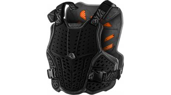 Troy Lee Designs Rockfight D3O Brustprotektor black