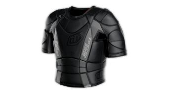 Troy Lee Designs UPS7850 HW protection shirt short sleeve kids size MD (M) black