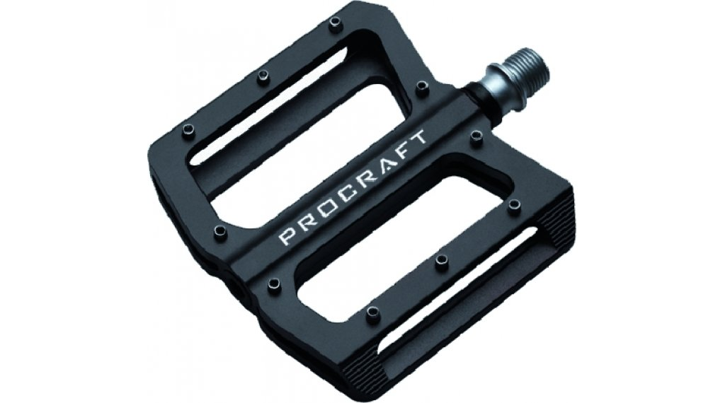 Procraft Freeride Pro Plattform-Pedale schwarz