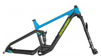 "Bergamont Contrail SL Team 29"" MTB Rahmenkit cyan blue/black/neon yellow (matt) Mod. 2020"