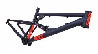 DMR Bolt Slopestyle Rahmen 26 Tapered unisize