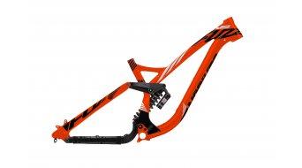 NS Bikes Fuzz 27.5/650B Frame (incl. Vivid R2C) mis. S fluo arancione mod. 2017