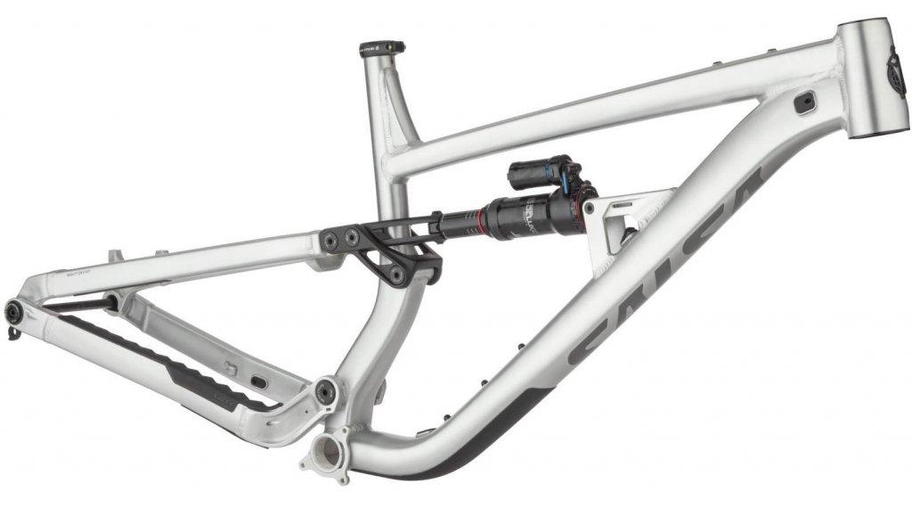 Salsa Blackthorn aluminio 29 MTB kit de cuadro tamaño M brushed aluminio Mod. 2021