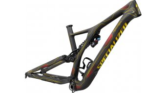 "Specialized Stumpjumper EVO Troy Lee Designs Ltd. Edition 29"" MTB Rahmenset ltd troy lee Mod. 2020"