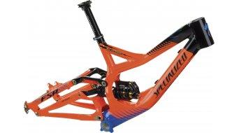 Specialized Demo 8 FSR Rahmen Troy Lee Design orange/blue/black Mod. 2012 - Special Edition