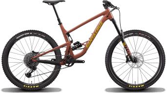 "Santa Cruz Bronson 3 AL 27.5"" MTB Rahmen RockShox Super Deluxe Select+-Dämpfer Mod. 2020"