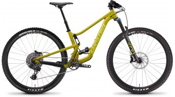 "Santa Cruz Tallboy 4 AL 29"" MTB telaio FOX Float ammortizzatore-Performance . rocksteady giallo and giallo mod. 2020"