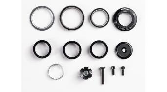 "Trek Fuel EX carbono 29"" MTB kit de cuadro Gr. L Miami verde to teal fade Mod. 2020"