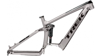 "Trek Powerfly FS 27.5""/650B MTB Rahmenkit matte metallic gunmetal/gloss Trek black Mod. 2020"