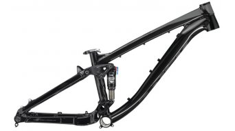 Trek Ticket S Frame 26 VTT cadre taille L gloss Trek black/mat Trek black Mod. 2018