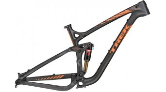 Trek Remedy carbon 650B/27.5 MTB frame kit mat carbon smoke 2016