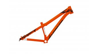NS Bikes Liar 4X 26 Frame taille unique fluo orange Mod. 2017