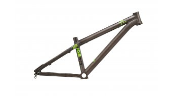 NS Bikes Clash JR 24 Frame mis. unisize dark raw mod. 2017