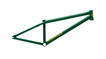 NS Bikes Capital 26 DJ 26 Frame taille unique trans green Mod. 2017