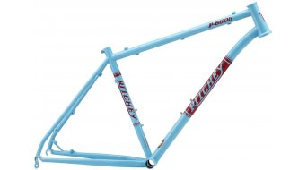 Ritchey P-650b 27.5/650B MTB Rahmen Gr. XL light blue/red