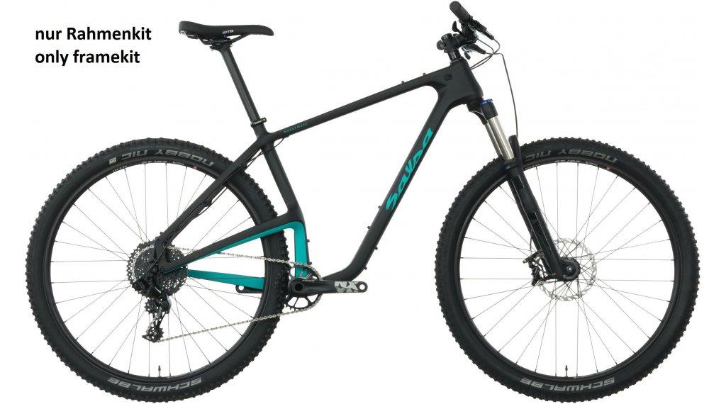 Salsa Woodsmoke Carbon 27.5+/29+/29 Fat bike kit telaio mis. M matte black mod. 2017