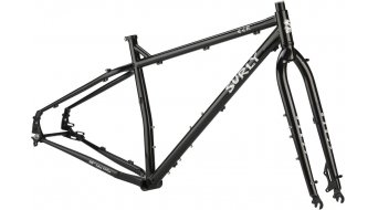 Surly ECR 27.5+ MTB frame kit blacktacular 2019