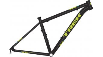 Trek X-Caliber 29 MTB(山地) 车架组 型号 47厘米 (18.5) matte Trek black/volt green 款型 2016