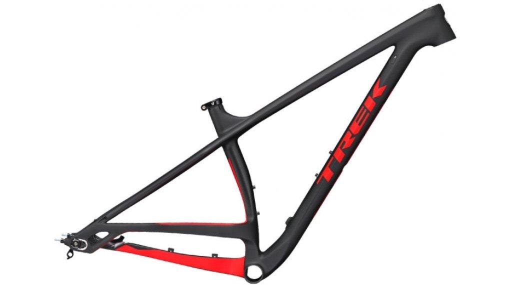 Trek Stache carbon 29\'\' MTB frame kit mat trek black/viper red 2018