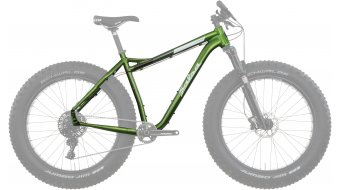 Salsa Blackborow 26 Fat bike rámový set velikost XL green model 2016