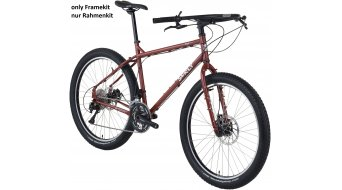 Surly Troll 26/26+ MTB rámový set get gone maroon model 2017
