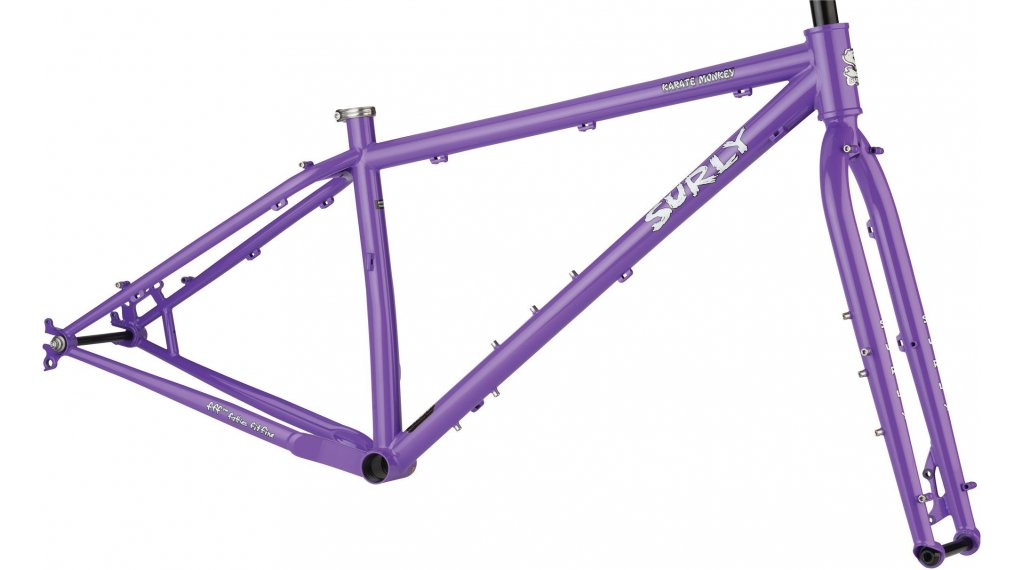 Fahrrad-Rahmen MTB Hardtail 29 Zoll von Dartmoor & Kona & Lapierre ...