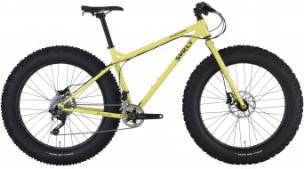 Surly Ice Cream Truck 26 Fat bike rámový set banana candy yellow model 2018