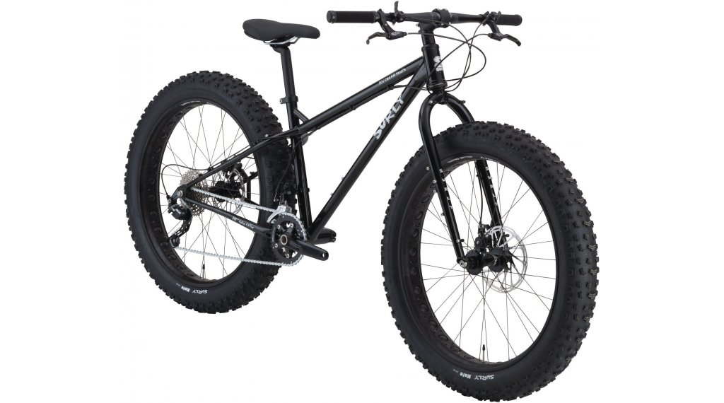 Surly Ice Cream Truck MDS 26 Fat bike frame kit size S black 2018 2654a2a06