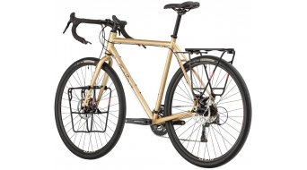 Salsa Marrakesh Alivio 28 bici de viajes bici completa tamaño 55.0cm dorado Mod. 2021