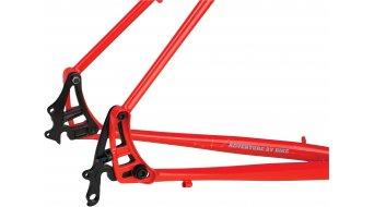 Salsa Marrakesh Drop Bar 700C touring bicycle frame kit size 50cm red 2017