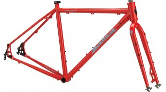 Salsa Marrakesh Drop Bar 700C Reiserad kit telaio . red mod. 2017