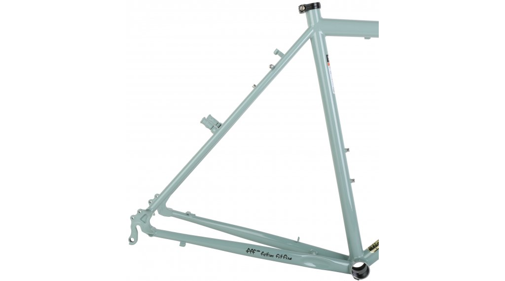 Surly Long Haul Trucker 26 Touring Bicycle Frame Kit Size 42cm Sea Green  2018