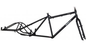 Surly Big Dummy 26 Lastenrad 车架组 型号 black 款型 2020