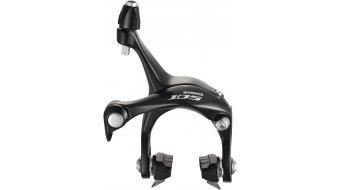 Shimano 105 cuerpo de freno rueda trasera CS49 10.5mm con goma de freno R55C3 negro(-a) BR-5700