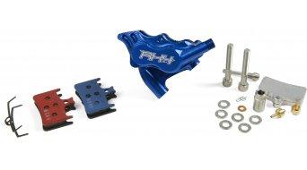 Hope RX4 road bike discbrake caliper Flatmount system