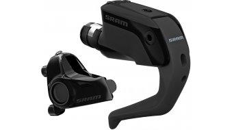 SRAM S900 Aero Bremseinheit idraulico freno a disco (senza disco e adattatore) black anodized