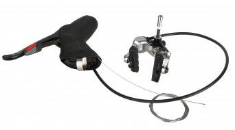 SRAM Red 22 Schalt-/Bremseinheit mit hydraulischer Felgenbremse vorne 2-fach 600mm