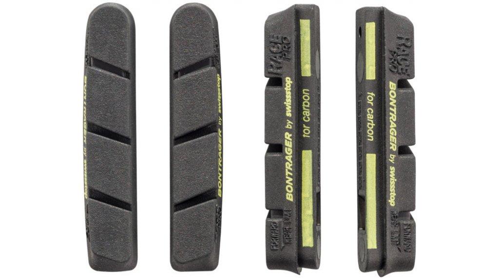 Bontrager Black Prince Race Pro road bike brake pads black