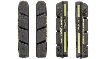 Bontrager Black Prince Race Pro road bike brake pads black