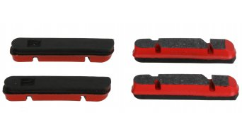 Campagnolo road bike brake pads carbon only exchange pads (4 pcs.) BR-BO500