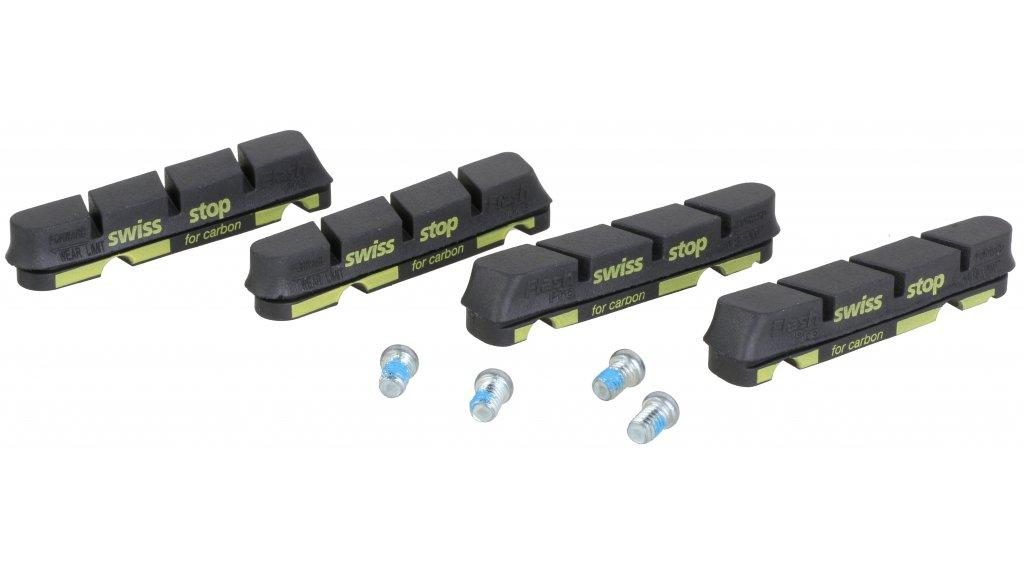 DT Swiss Black Prince rim brake pads for carbon rim Campagnolo (2 pair )