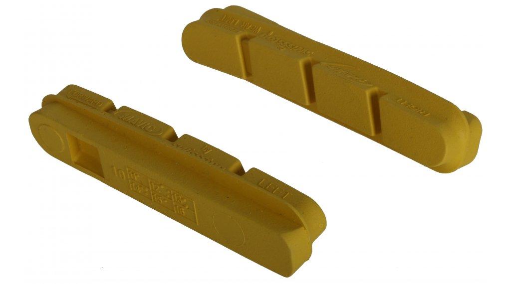 Mavic carbon CXR brake pads Campagnolo (2 pcs.)