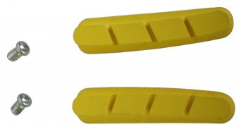 Mavic Carbon CXR pastiglie freni Shimano/SRAM giallo (2Stk.)