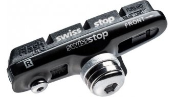 SwissStop 车圈 刹车鞋 Full Flash PRO Original Black Shimano/SRAM 适用于 Alu-车圈 black