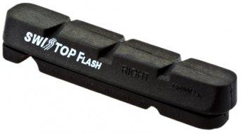 SwissStop felni fékbetét Flash Pro fekete Shimano/SRAM (4 db.)