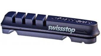 SwissStop Flash Evo Felgen Bremsbeläge BXP Shimano/SRAM für Alu-Felgen darkblue